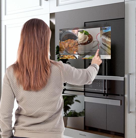 CabiTV Touch Desktop