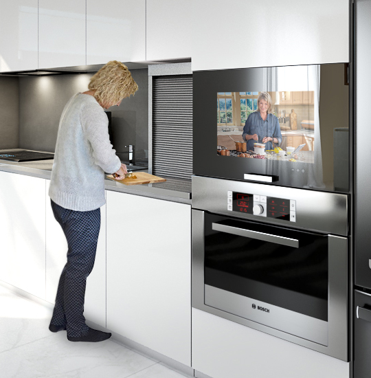 Cabitv Ct 200 Cabitv Kitchen Tv As Door Cabinet Made To Size Measure To Fit Your Cabinet